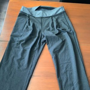 Lululemon Grey Harem Pants